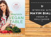 interview with mayim bialik vegan in hollywood