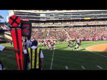 Cards Offense v Raiders Defense 2nd And Short #AZvOAK – Video