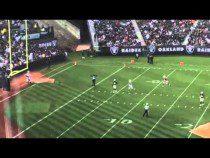 Derek Carr To R Streeter Intercepted, Returned 81 Yards TD – Video