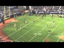 Drew Stanton To JA Brown Inc, Penalty, #AZvOAK – Video