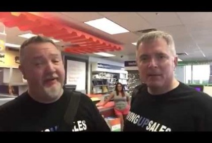 DrivingUpSales.com Helps Infinio At VMWorld Booth #2029