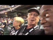 Godparents Give View Of Oakland Raiders v AZ Cards Game #AZvOAK – Video