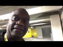 Got Credentials In Oakland Coliseum For #ARIvOAK – Video