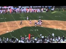 Khalil Mack Sacks Carson Palmer For Loss #AZvOAK – Video