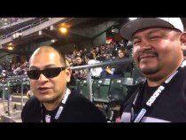 Raider Nation Reps Zennie62 Fans Give Comment On #AZvOAK – Video