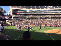 Raiders Stop Cardinals On 3rd Down #AZvOAK