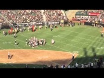 Raiders Trent Richardson Downed For Loss #AZvOAK – Video