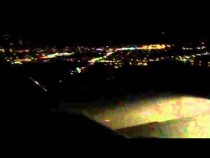 United Airlines B737-800 SFO Landing – Video