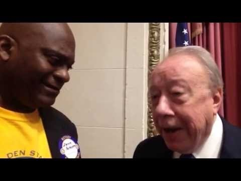Floyd Kephart Did Meet With Zennie Abraham On Coliseum City #ColiseumCity – Video