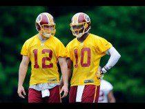 Kirk Cousins Redskins Starter Robert Griffin III Tastes Racism #Redskins