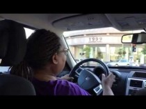 Oakland Black Female Uber Driver's Racial Profiling Story #BlackLivesMatter