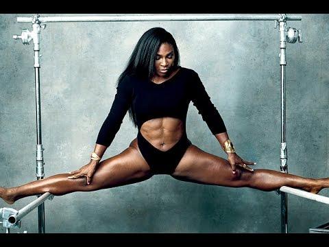 Serena Williams Beats Kiki Bertens In US Open Battle Of Legs