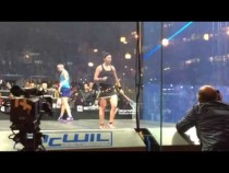 Amanda Sobhy Wins NetSuite Open Squash SF Over Sarah-Jane Perry – Video