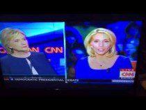 Hillary Clinton Slams Carly Florina, Defends Planned Parenthood #DemDebates – Video