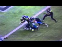 Kam Chancellor Highlights Saves MNF Game For Seahawks vs Lions