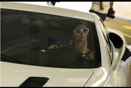Paris Hilton Lexus LFA Car Loan: LaTitleLoan.com Better Deal?