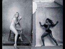 Amy Schumer Serena Williams Pirelli Photos Are Hot In Different Ways