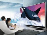 Small KDX 3D Technology with TV