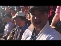 Carolina Panthers, Denver Broncos Introductions Super Bowl 50 #SB50