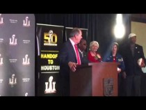 Houston Super Bowl LI Host Committee Presentation #SB51 #SB50