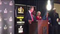 Houston Super Bowl LI Host Committee Presentation #SB51 #SB50 – Video