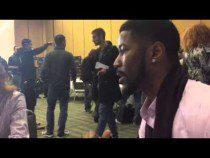 Nate Burleson On Cam Newton's Celebrations #SB50 – Video