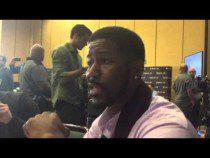 Nate Burleson Picks Carolina Panthers To Win Super Bowl 50 P1 #SB50 – Video