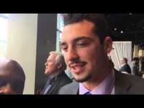 Paxton Lynch At Leigh Steinberg Super Bowl Party #SB50 – Video