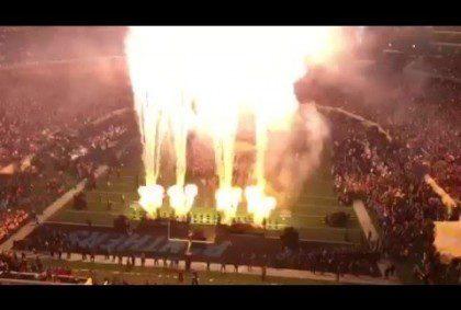 Super Bowl 50 Halftime Show – Beyonce Appears #SB50 #Beyonce – Video