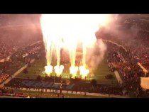 Super Bowl 50 Halftime Show – Beyonce Appears #SB50 #Beyonce