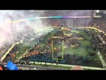Super Bowl Halftime Show Card Stunt Was Awesome #SB50 – Video