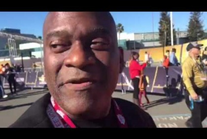 Walking Into Levi's Stadium For Super Bowl 50 #SB50 – Video