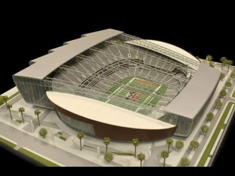 Oakland Raiders Las Vegas Sands NFL Stadium Proposal Opposed By 7 Nevada Unions – Video